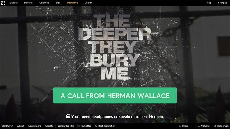 Website dengan Tipografi Keren