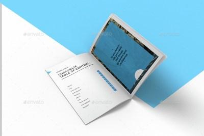 Corporate Brochure Company Profile 13b