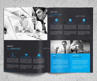 Corporate Brochure Company Profile 25 b