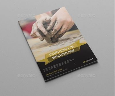 Corporate Brochure Company Profile 4