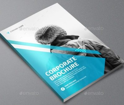 Corporate Brochure Company Profile 7