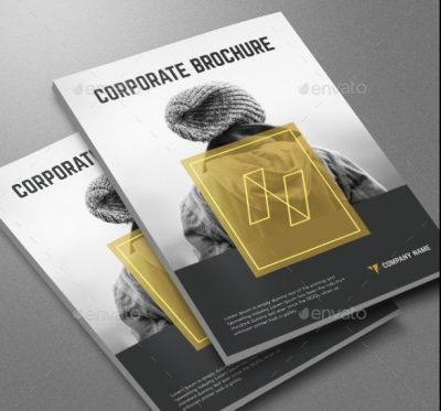 Corporate Brochure Company Profile 8