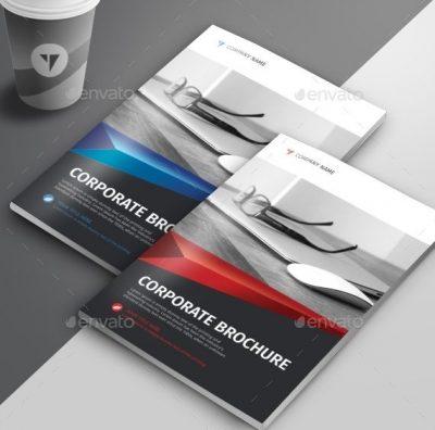 Corporate Brochure Company Profile 9