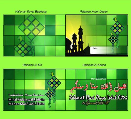 Kartu Lebaran Ucapan Selamat Iedul Fitri 1437 Terbaru 2016 - 03