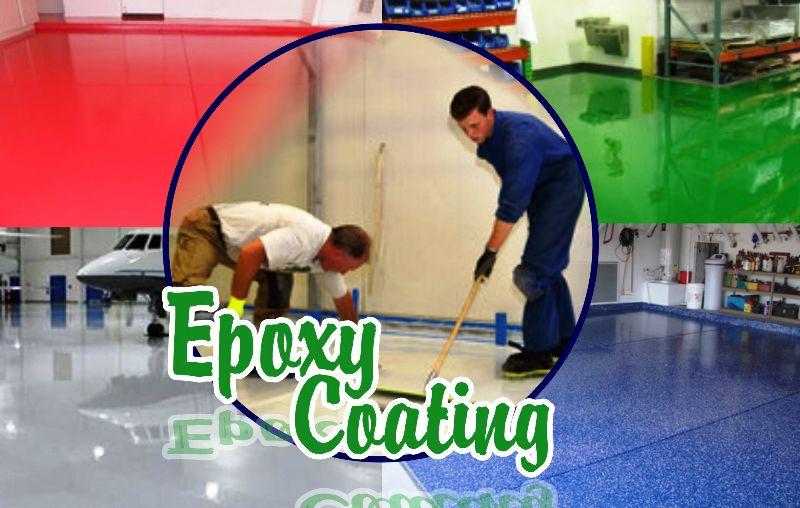 Aplikasi Cat Epoxy Coating Lantai dan Cara Menentukan Ketebalannya
