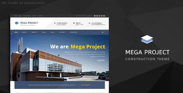 Best Themeforest business corporate profile Website theme
