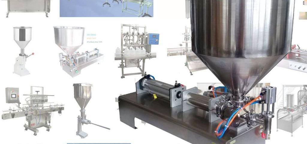 Jasa pembuatan mesin filling