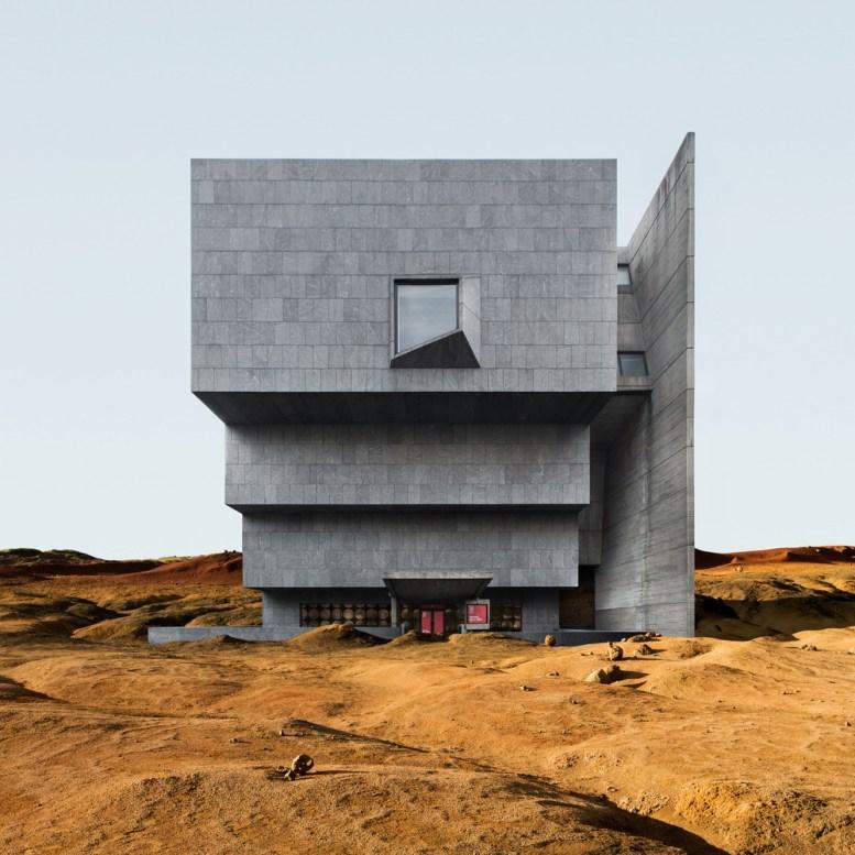 Konsep Arsitektur yang Salah Tempat