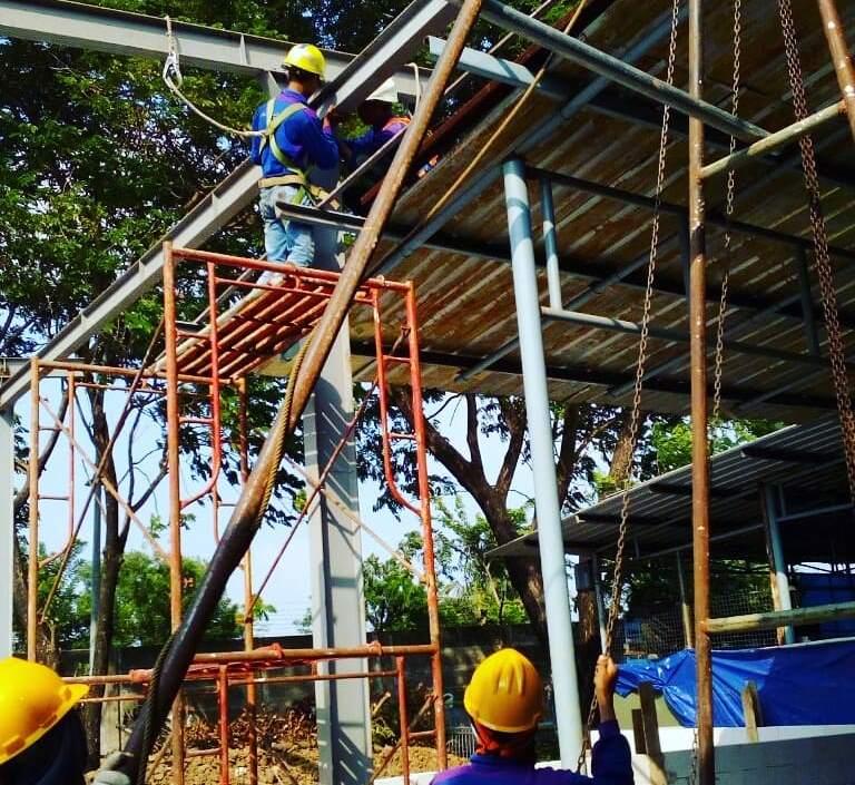 6 Jenis Pekerjaan Konstruksi oleh PT Nikifour Karawang