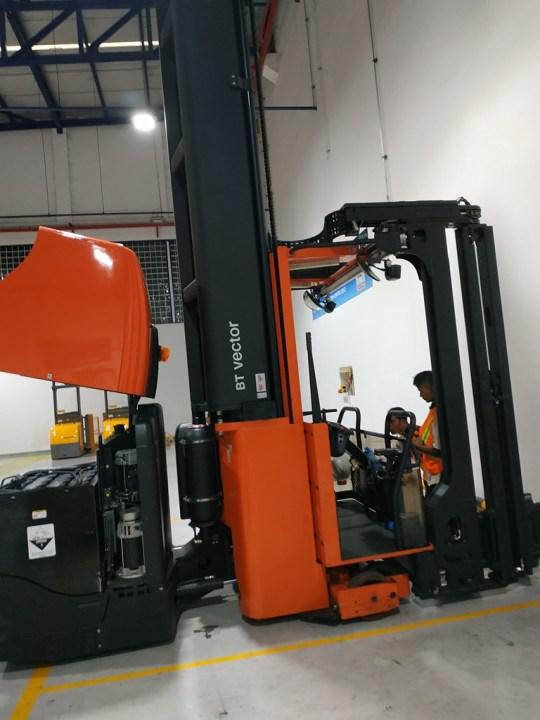 Spareparts dan Komponen Utama Forklift. Info dari Supplier, PT MSJ Group Indonesia