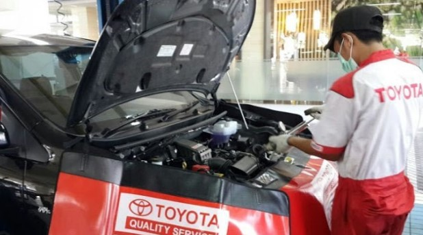 Harga Spare Part Toyota Standart