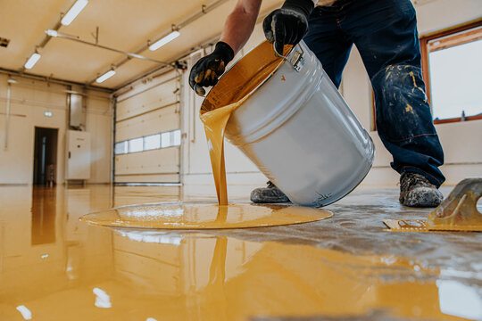 10 Reasons Why You Should Epoxy Use Flooring