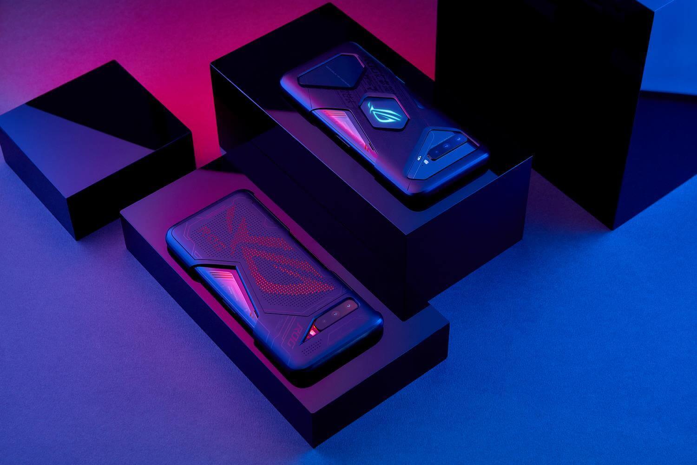 Smartphone Gaming Paling Powerful di Dunia, ASUS ROG Phone 3