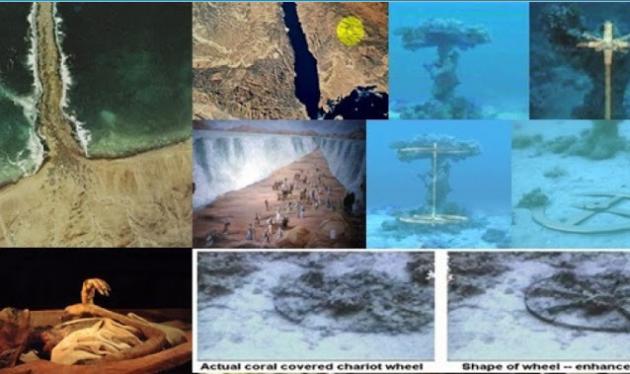 Kisah Tongkat Nabi Musa Membelah Laut Merah: Bukti Kebenaran Kisah Nabi Musa