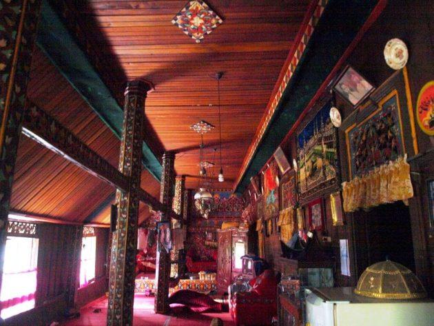 Fungsi Rumah Adat Minangkabau Bagonjong -Rumah Gadang - masbidin.net