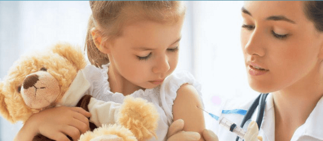 imunisasi dasar lengkap campak