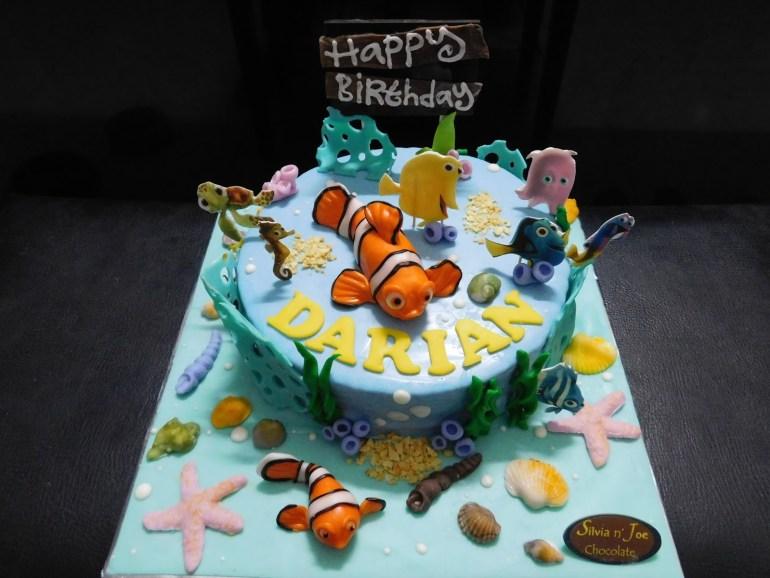 Susunan Acara Ulang Tahun: Memilih Kue Tart yang Unik