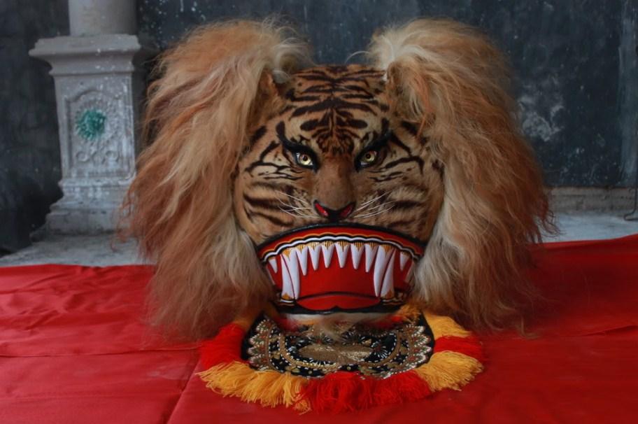 Seni Barongan Blora Jawa Tengah Lakon Singo Barong