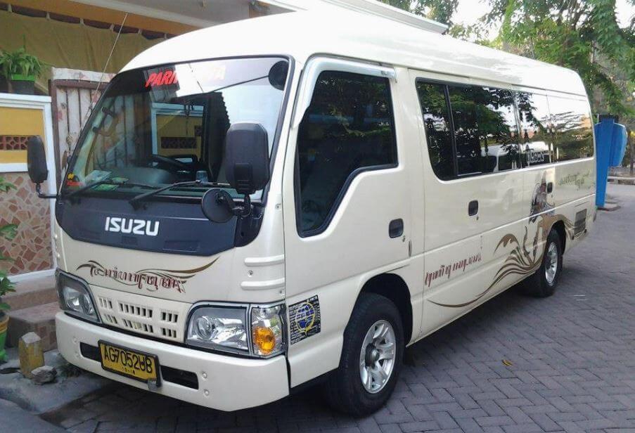 Armada travel Jogja Jakarta