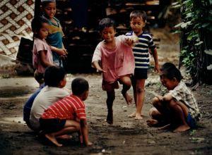 Permainan Tradisional Bali