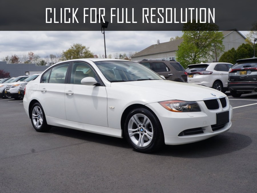 2008 Bmw 328i - news, reviews, msrp, ratings with amazing ...