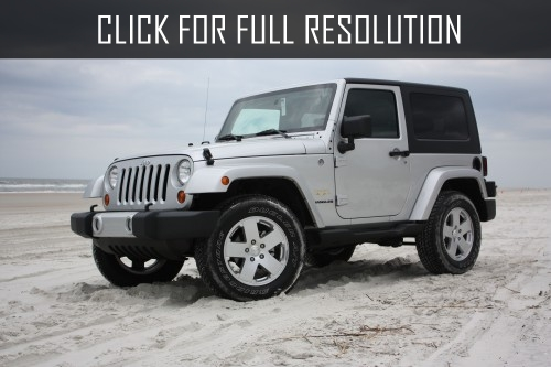 2010 Jeep Wrangler Sahara Review