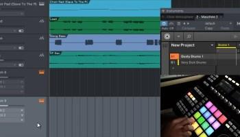 How to setup Maschine Studio for General MIDI Input in Studio One