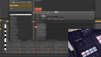 Using Maschine as a Sound Module in Ableton Live 10 - Maschine Tutorials