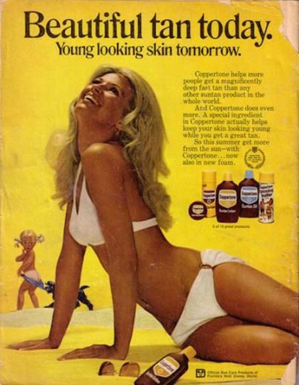 national bikini day old ad