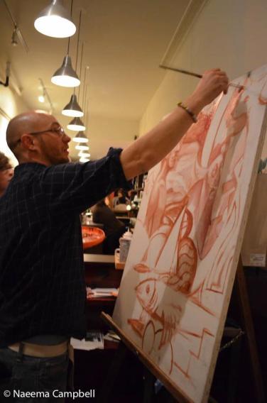Master Artist, Mike Mal