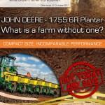 John Deere 1755 6R Drawn Planter – October Special Offer from Mascor