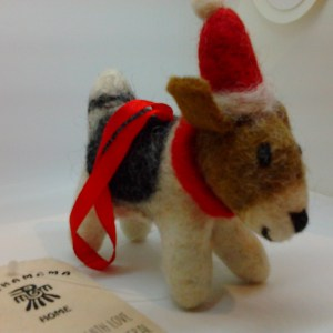 Kerst - dog