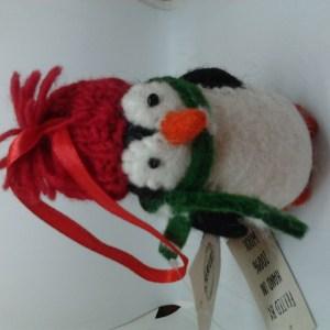 Kerst Penguin