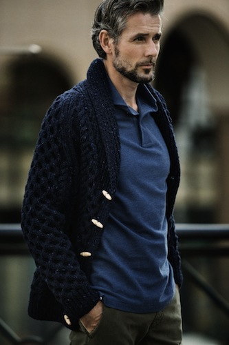 Middle-Aged Casual Style