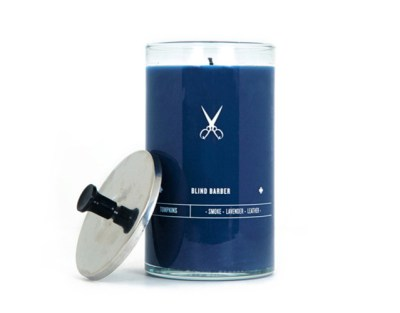 Blind Barber Thompson Candle