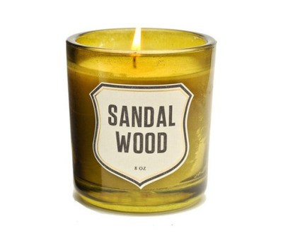 Izola Sandalwood Candle