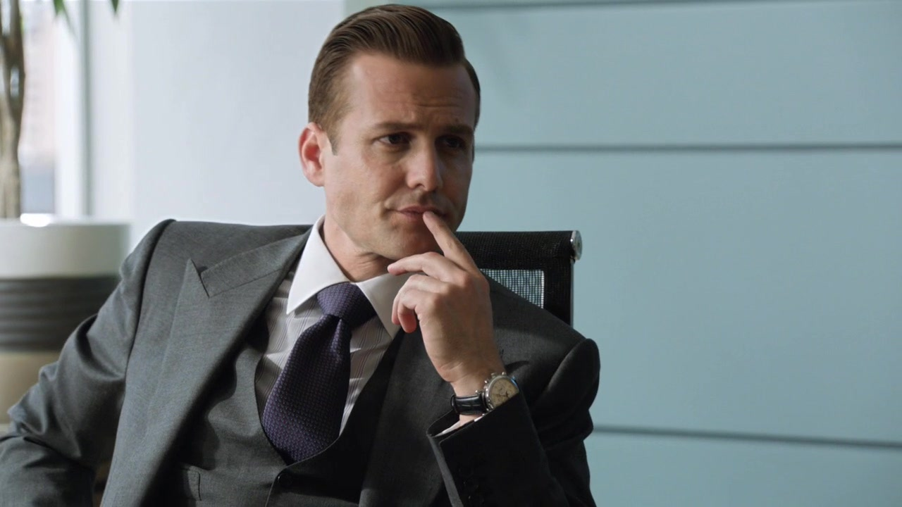 how to cut your hair like harvey specter