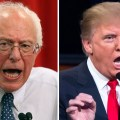 A Titanic Coup? The Trump-Sanders Debate
