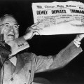 How Harry Truman Outworked Certain Defeat in 1948