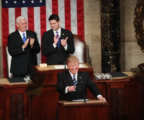 Trump's First Address to Congress: A Persuasion Sistine Chapel