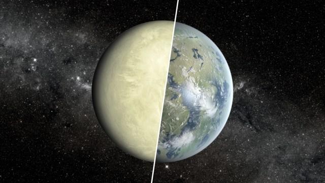 In the future, Earth will be like Venus