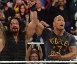 The Rock and Roman Reigns: A Tale of Two Pushes