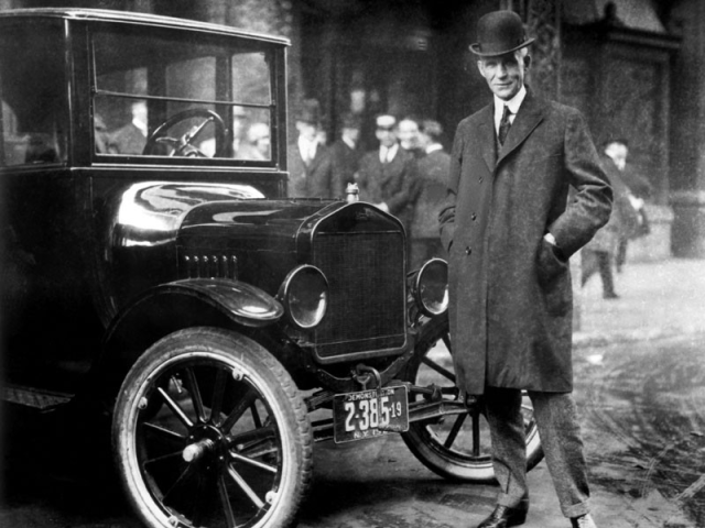 Henry Ford Model T Inventor