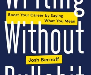 Writing Without Bullshit: Review