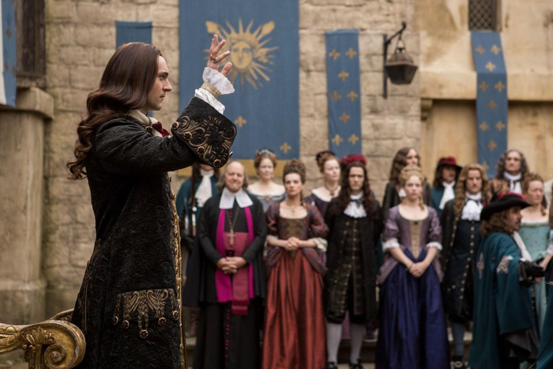 Versailles Staffel 3 Netflix