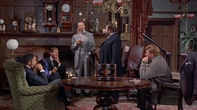 Elapsed Time: Rod Taylor & HG Wells' Time Machine