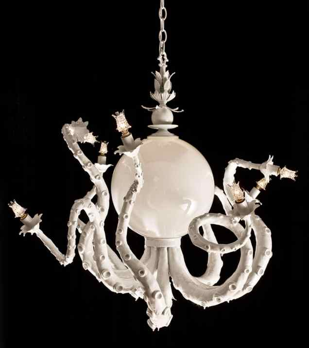 AdamWallacavage_WhiteChandelier2012
