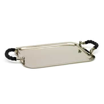 Go-Home-Black-Rope-Handled-Tray