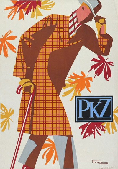 Collecting Vintage Menswear Posters