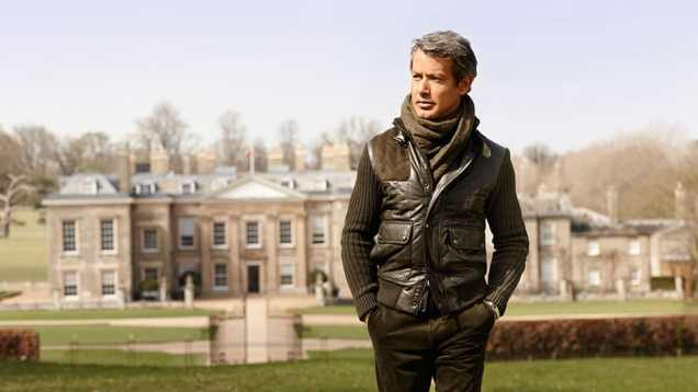 Earl Spencer Q&A For Ralph Lauren Magazine